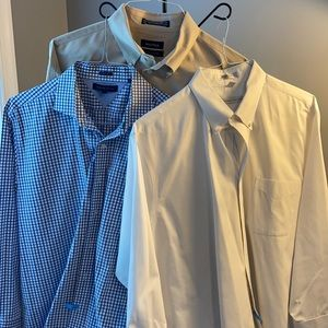 Dress/Work collared shirts bundle